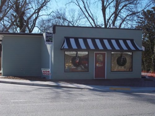 Longest Lasting Exterior Paint Little Blue Shop | Turtle Coat